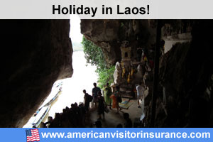 Travel insurance Laos