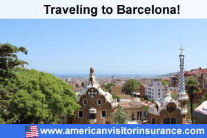 Buy visitor insurance for Barcelona