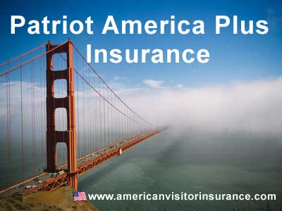 Patriot America Plus Pre-existing conditions coverage