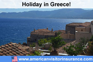 Travel insurance Greece