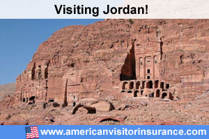 Buy travel insurance for Jordan