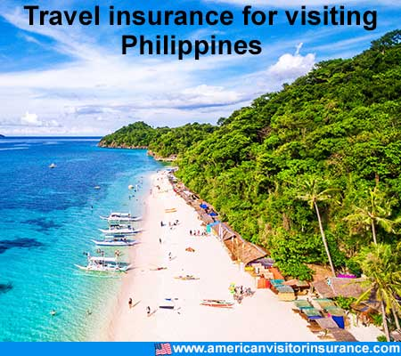 travel insurance for visiting Philippines