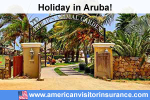 Travel insurance Aruba
