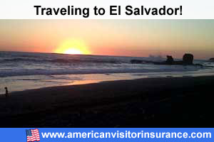 Buy visitor insurance El Salvador