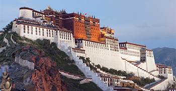Travel insurance for Potala Palace