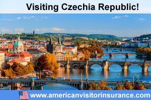 Travel insurance for Czech Republic