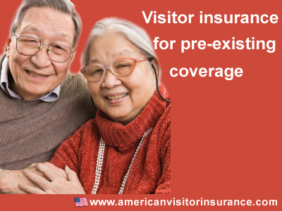 Insurance Coverage for older travelers with Pre-existing Conditions