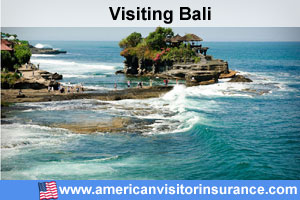 Buy travel insurance for Bali