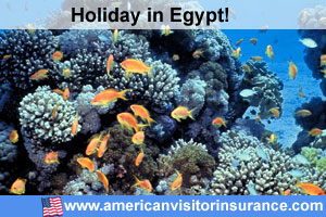 Travel insurance Egypt