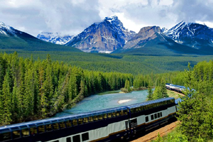 Rocky Mountaineer Rail Journey