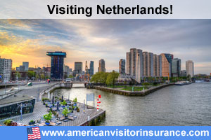 Buy travel insurance for Netherlands