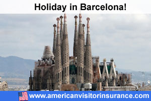 Travel insurance Barcelona