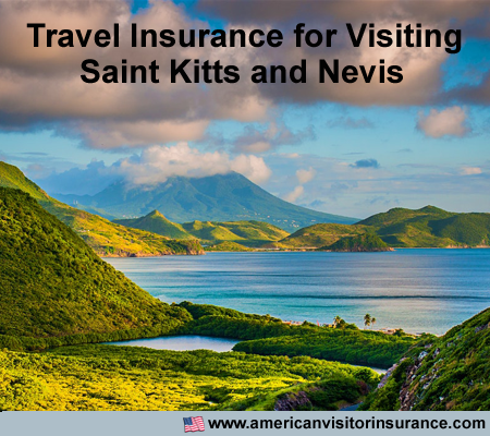 travel insurance for visiting Saint Kitts and Nevis