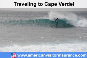 Buy visitor insurance for Cape Verde
