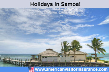 Travel insurance for Samoa