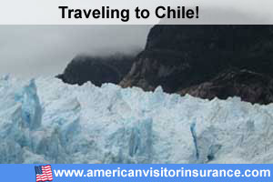 Buy visitor insurance Chile