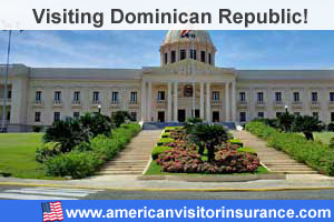 Buy travel insurance for Dominican Republic