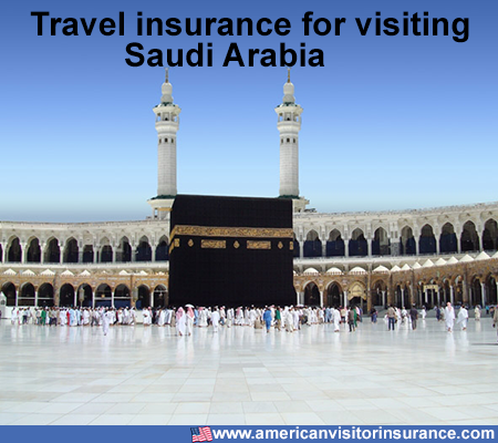travel insurance for visiting Saudi Arabia