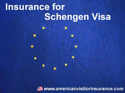 insurance for Schengen visa