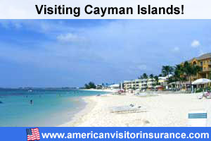 Buy travel insurance for Cayman Islands