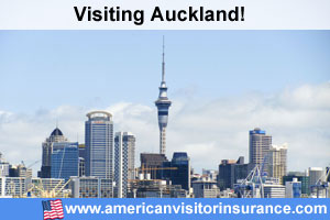 Buy travel insurance for Auckland