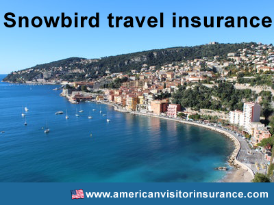 Snowbirds travel insurance for Canadians