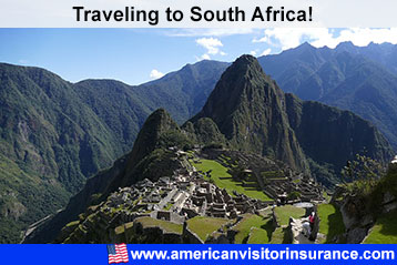 south africa travel insurance