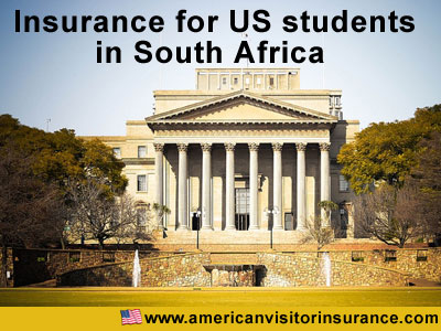 South Africa student insurance usa