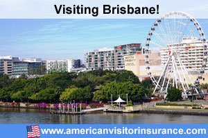 Buy travel insurance for Brisbane