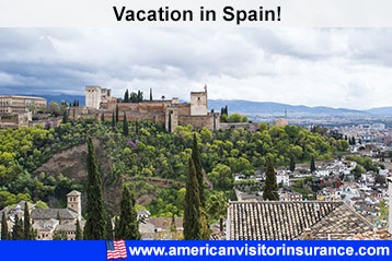 Travel insurance for Spain