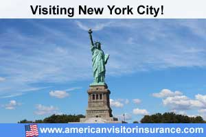 Buy Travel insurance for New York City
