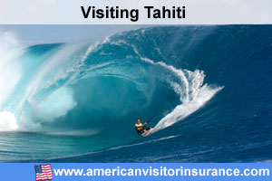 Buy travel insurance for Tahiti