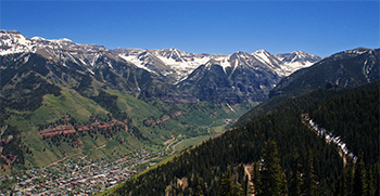 Travel insurance for Telluride