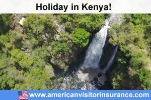 Travel insurance Kenya