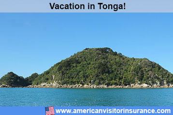 Travel insurance for Tonga