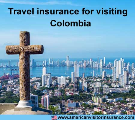 travel insurance for visiting Colombia