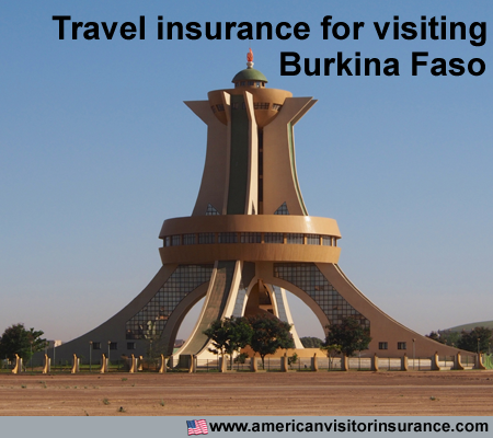 travel insurance for visiting Burkina Faso