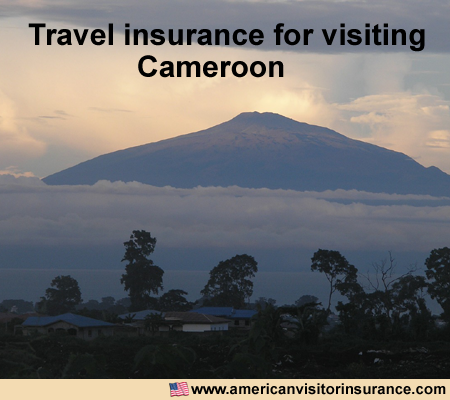 travel insurance for visiting Cameroon