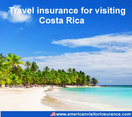 travel insurance for visiting Costa Rica