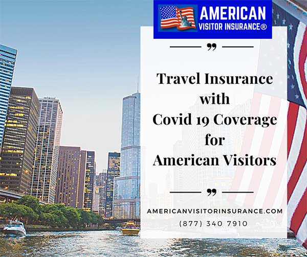 Travel Insurance with covid 19 coverage