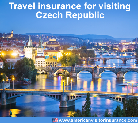 travel insurance for visiting Czech Republic