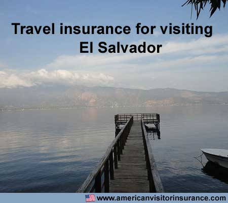 travel insurance for visiting El Salvador