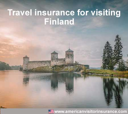 travel insurance for visiting Finland