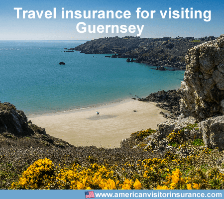 travel insurance for visiting Guernsey