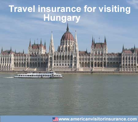travel insurance for visiting Hungary