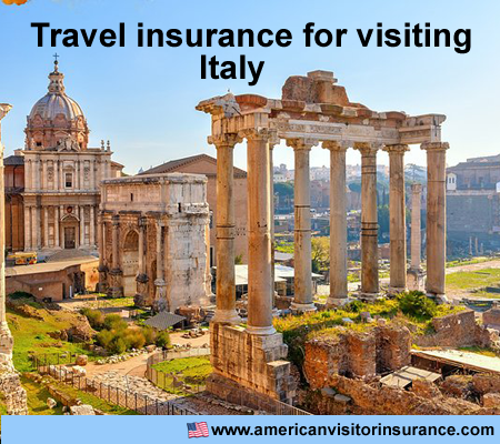 travel insurance for visiting Italy