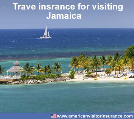 travel insurance for visiting Jamaica