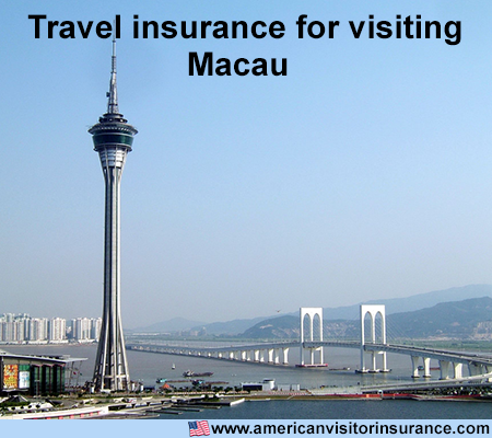 travel insurance for visiting Macau