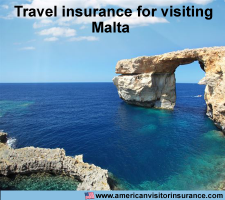 travel insurance for visiting Malta
