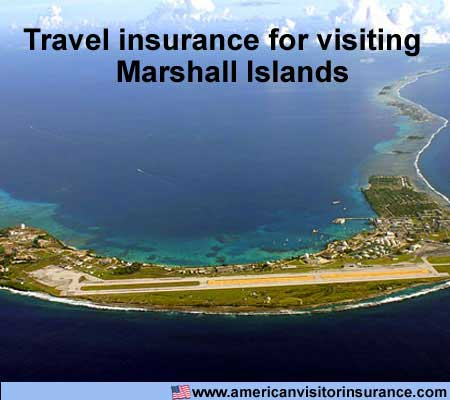 travel insurance for visiting Marshall Island